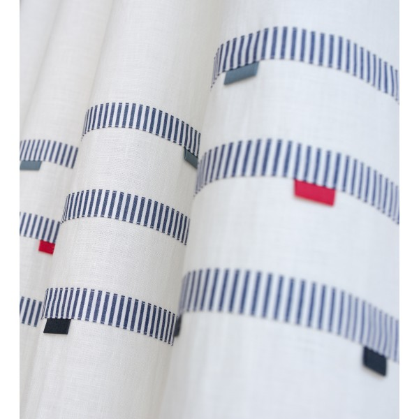 Nautical theme childrens curtains