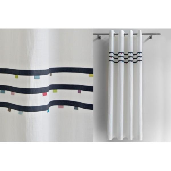 Minimalist Teenage Curtains