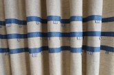 Sea Theme Kids Linen Curtains