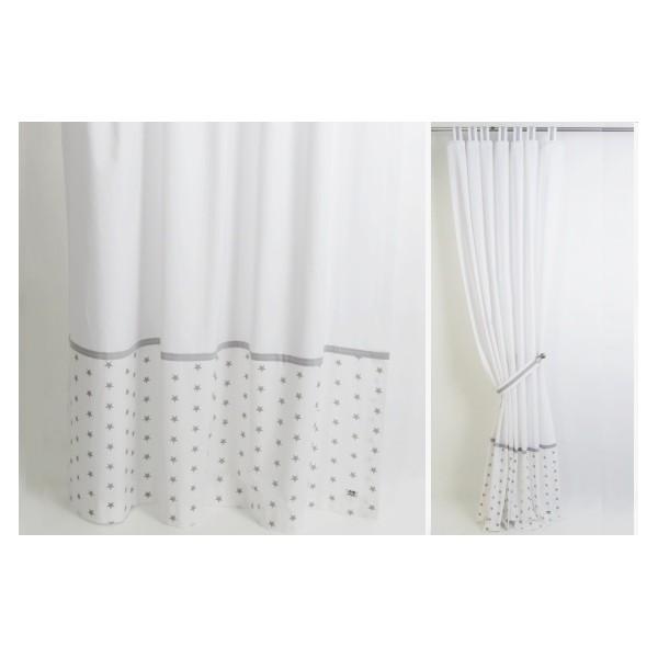 Stars Nursery Curtains