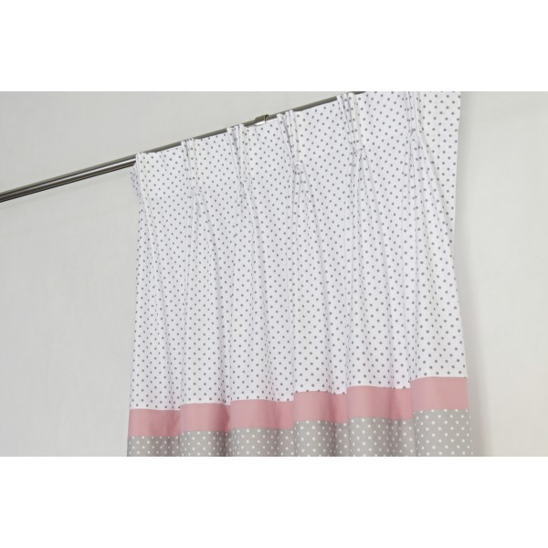 Organic Cotton Curtain Panels