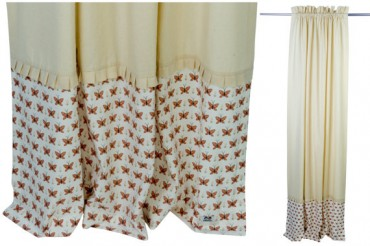 Butterflies Blackout Curtains