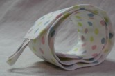 Candy Rainbow Linen Curtains